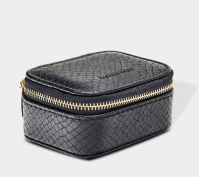 Suzie Jewellery Box Black