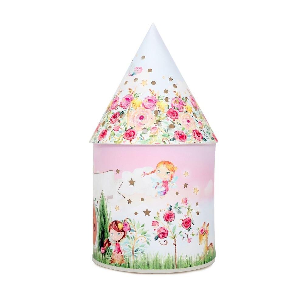 Light Up House Fairy