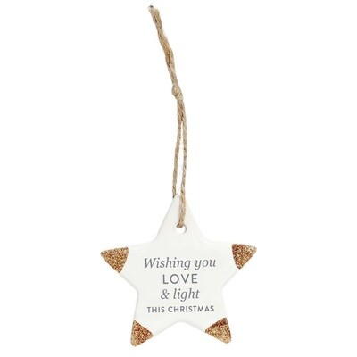 Christmas Love Keepsake