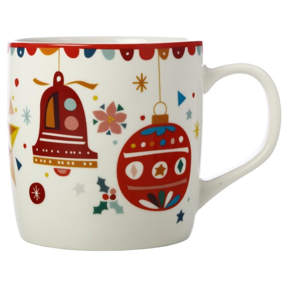 Festive Friends Mug 375ML Bells