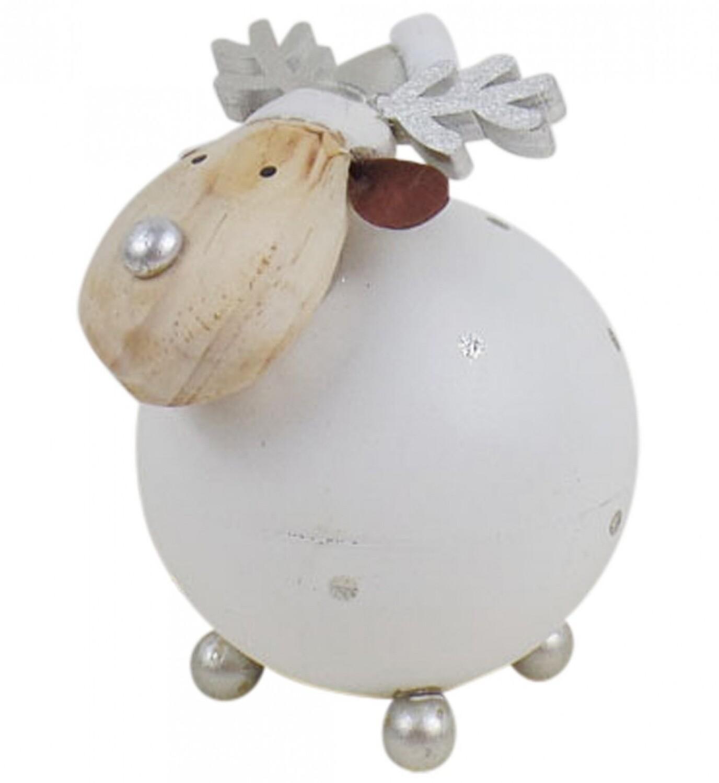 Reindeer Clyde Silver