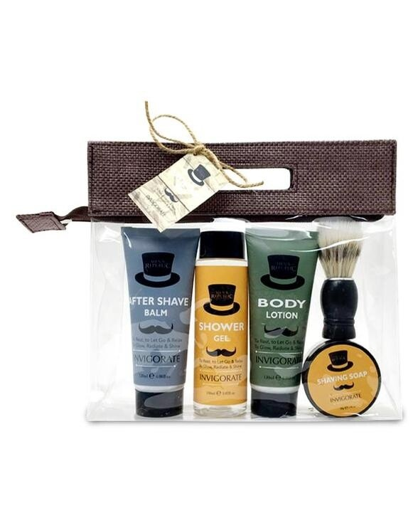 Men's Republic Grooming Kit - Cleansing Care