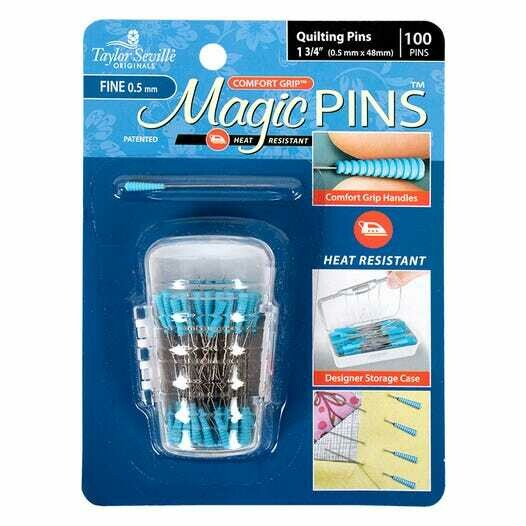 Magic Pins - Quilting Pins (100)