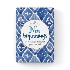 New Beginnings - DNB