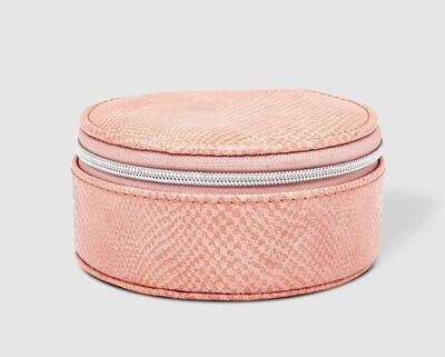 Sisco Lizard Blush Jewellery Box
