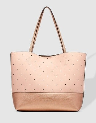 Monica Nude Pink Bag