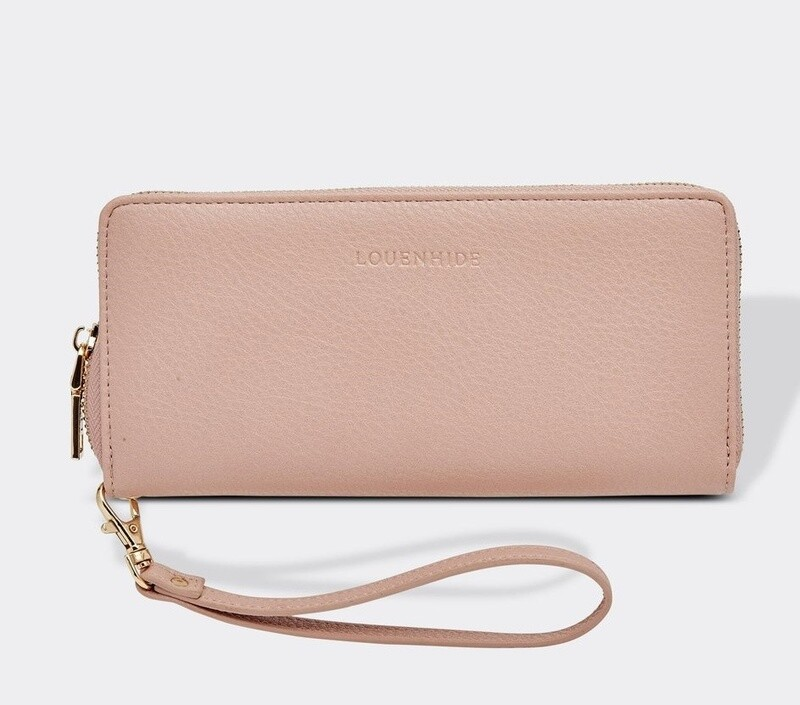 Jessica Wallet Pale Pink