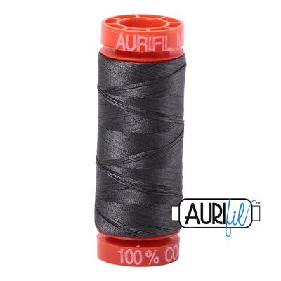 Aurifil Cotton Thread - Dark Pewter
