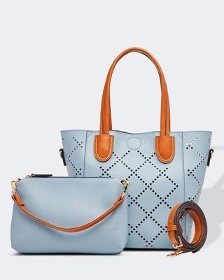 Baby Bermuda Dusty Blue Bag