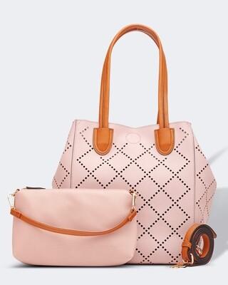 Baby Bermuda Dusty Pink Bag