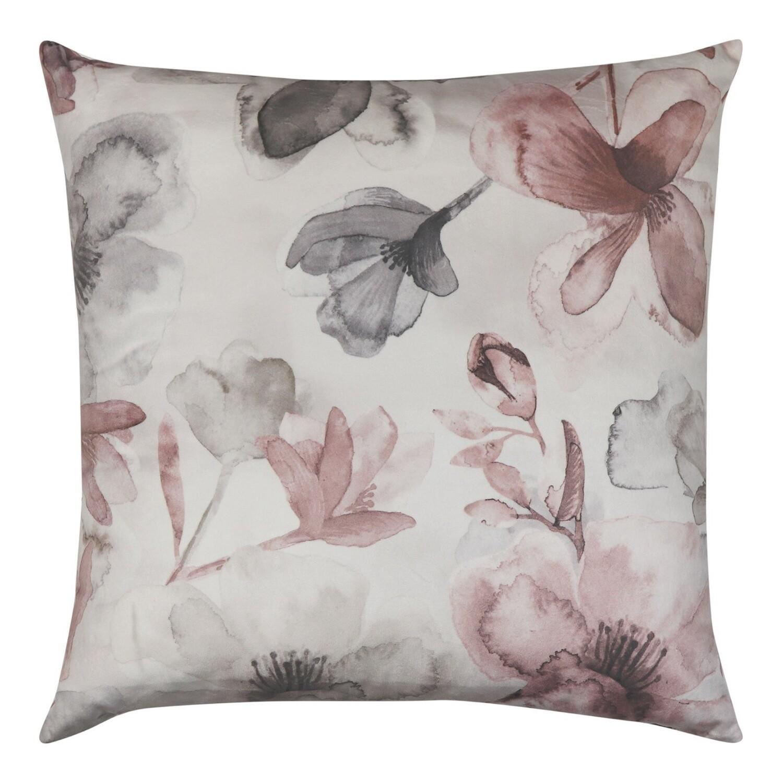 Euroa Pink Velvet Cushion 50cm