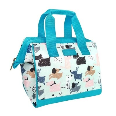 Insulated Lunch Bag-Dog Park