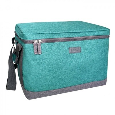 Insulated Cooler Cube Green