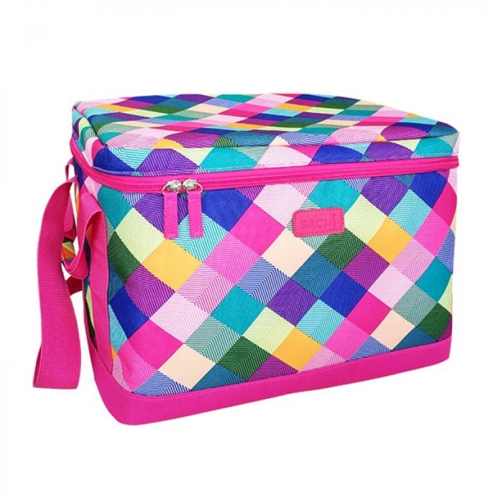 Insulated Cooler Cube Harlequin