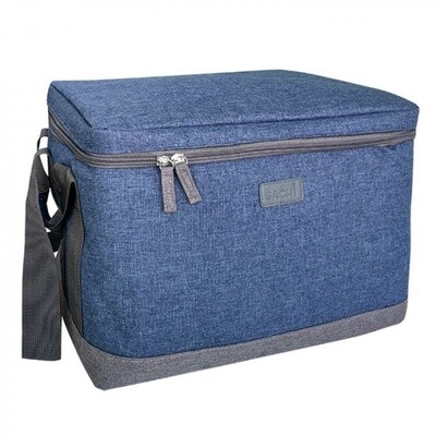 Insulated Cooler Cube Blue