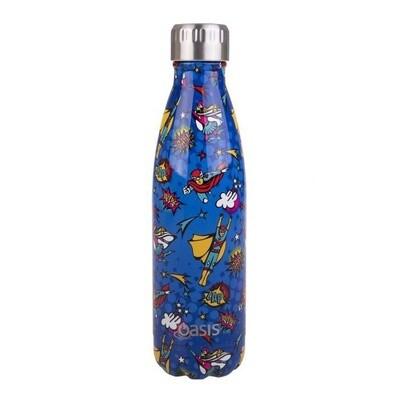 Drink Bottle 500ml Super Heros