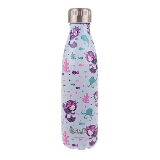 Drink Bottle 500ml Mermaids