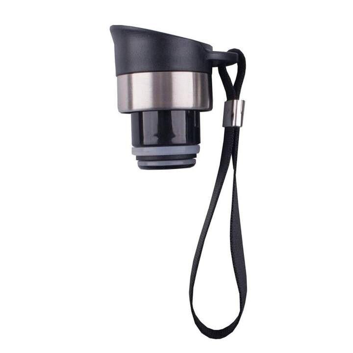 Pour Through Stopper & Strap (750ml-1L)