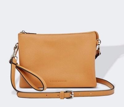 Josie Camel Crossbody Bag