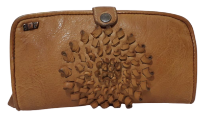 Bloom Wallet Saffron
