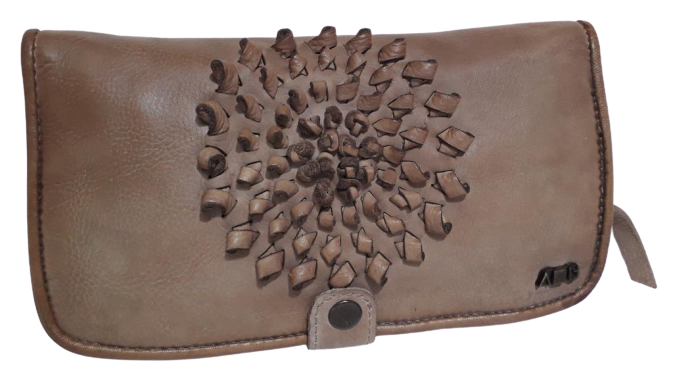 Bloom Wallet Taupe
