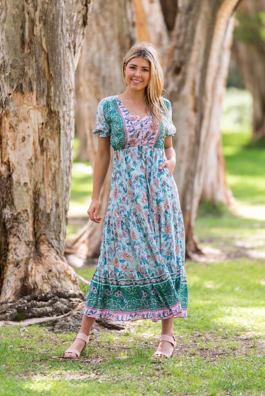Wilkins Maxi Dress