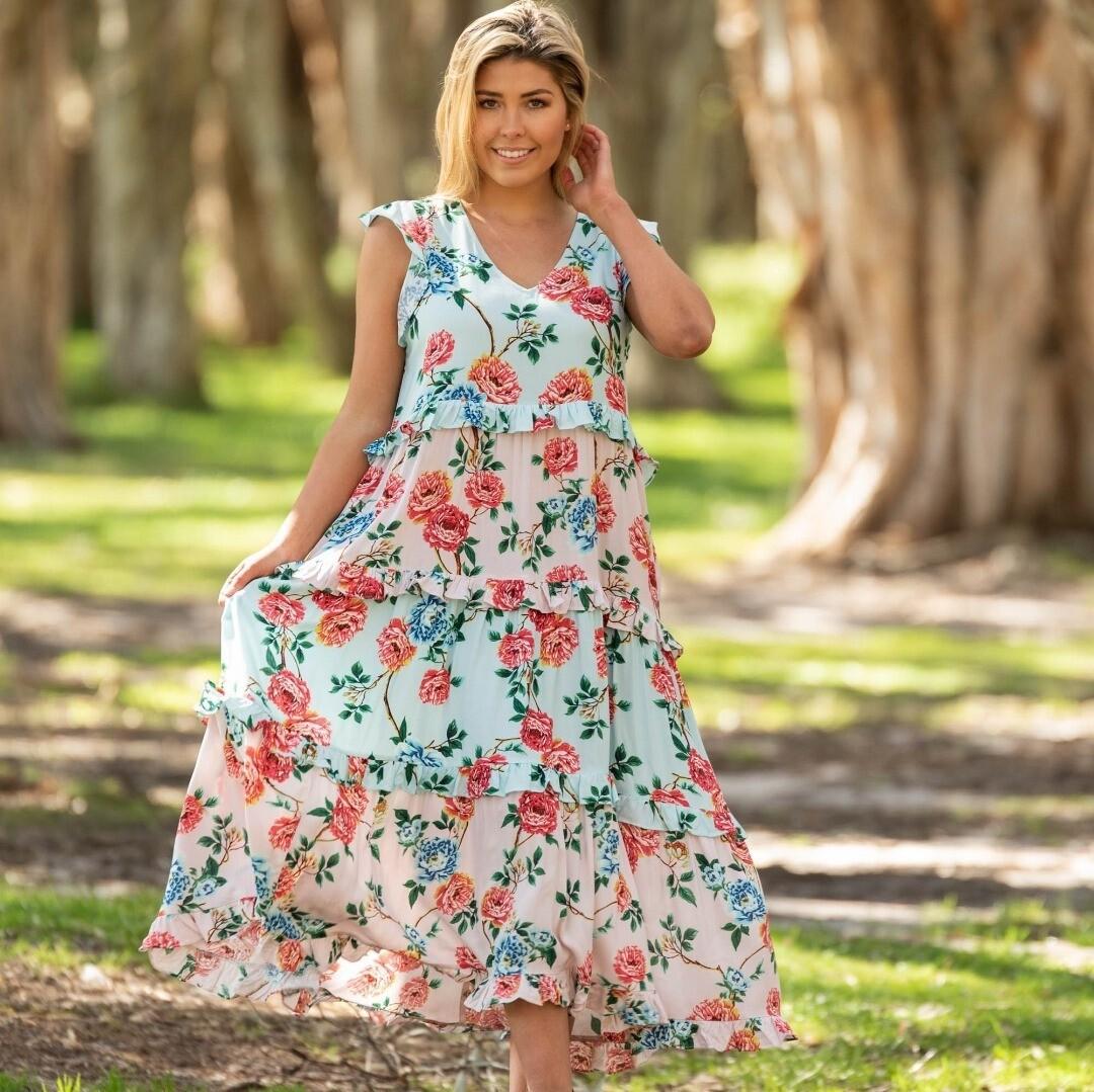 Christabell Maxi Dress