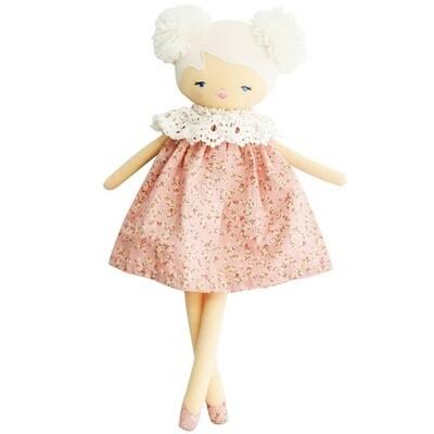 Aggie Doll Posy Heart