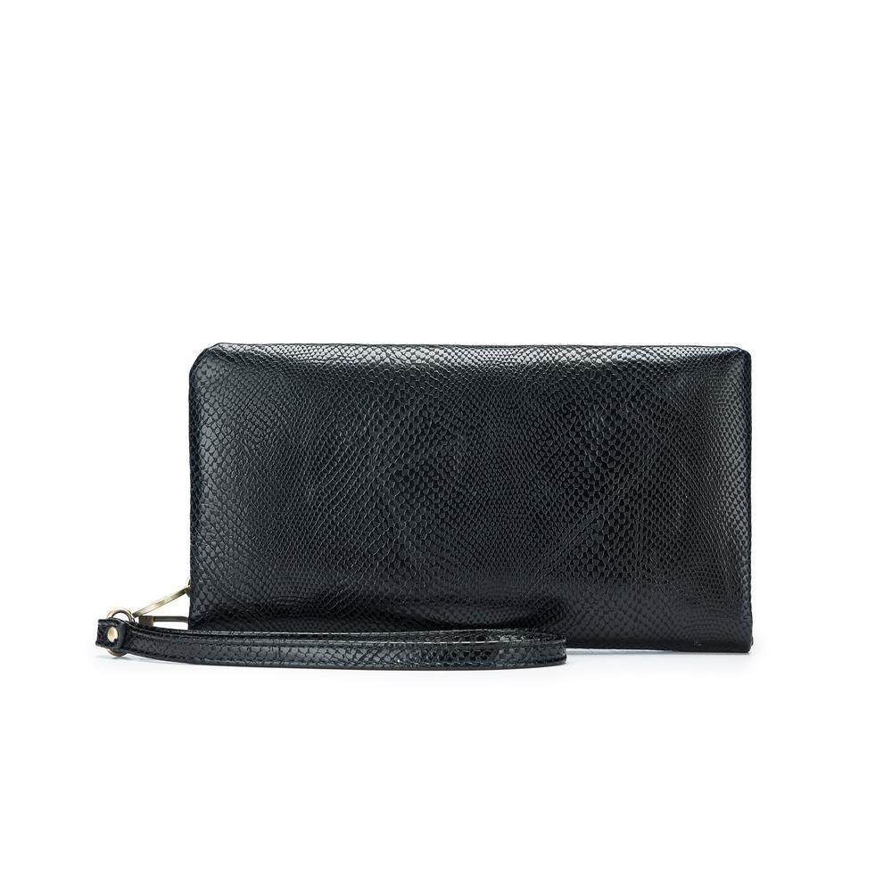 Bowie Wallet Black