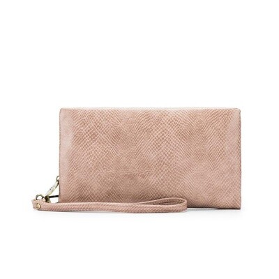 Bowie Wallet Pink