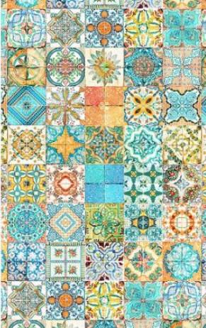 Tablecloth Sicillia