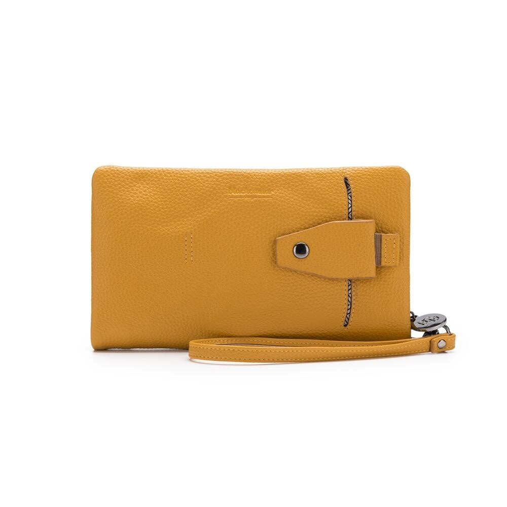 Mavie Wallet Yellow