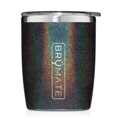 Brumate Rocks Tumbler Glitter Charcoal