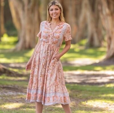 Karra Midi Dress