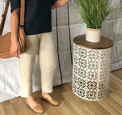 Linen Pant Flax