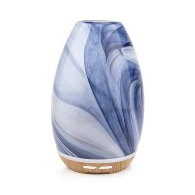 Aroma - Denim Blue Swirl