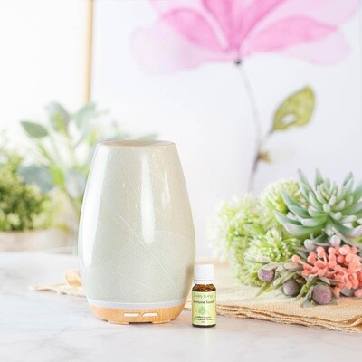 Aroma - Fern White