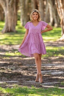 Firefly Tier Dress