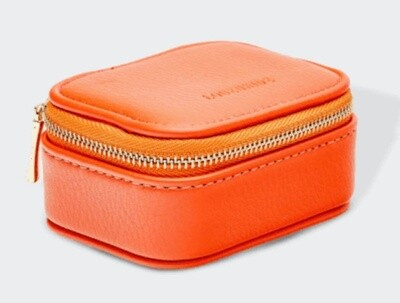 Suzie Jewellery Box Orange