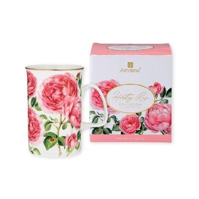 Heritage Rose Can Mug