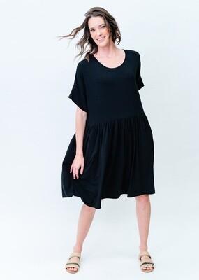 Lopez Dress Black O/S