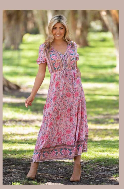 Fulton Maxi Dress