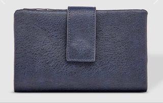 Bailey Navy Wallet