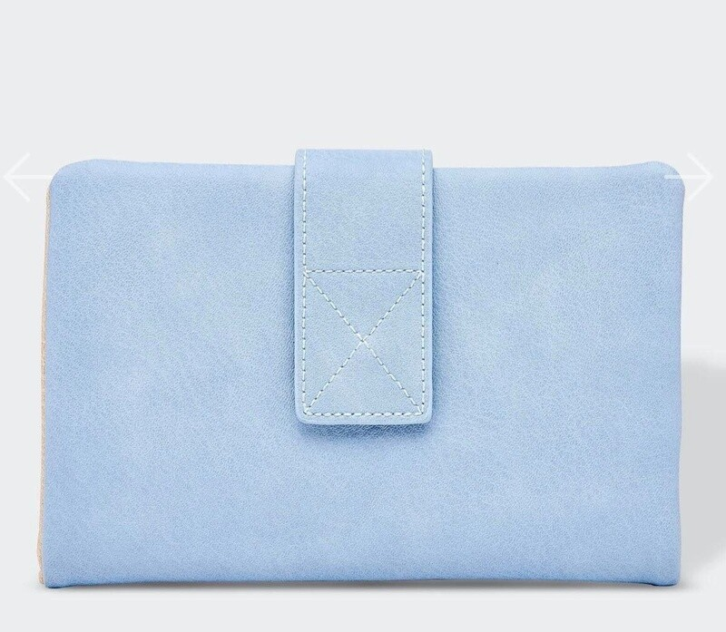 Bailey Chambray Wallet