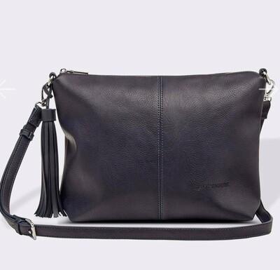 Daisy Navy Crossbody Bag