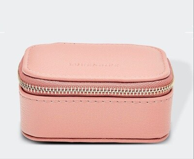 Suzie Jewellery Box Pale Pink