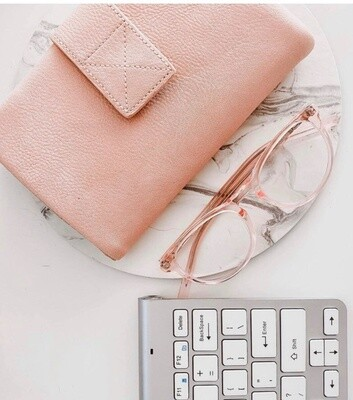 Bailey Dusty Pink Wallet