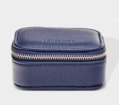 Suzie Jewellery Box Navy