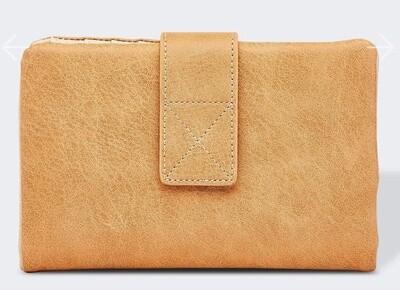 Bailey Camel Wallet