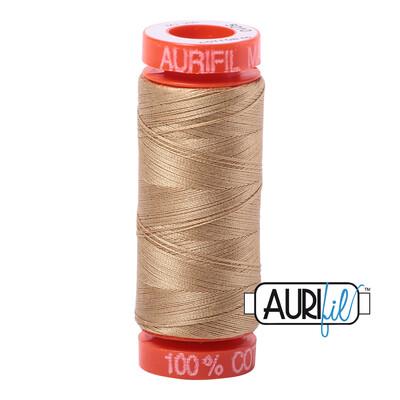 Aurifil Cotton Thread - Blond Beige